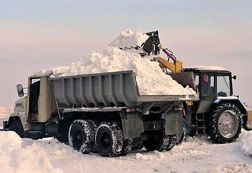 offsite snow management