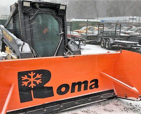Roma Snow Management